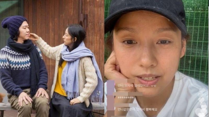 李孝利透過直播和粉絲們互動!提到《孝利家民宿》第三季...好像有點困難,房子被公開後有點辛苦!