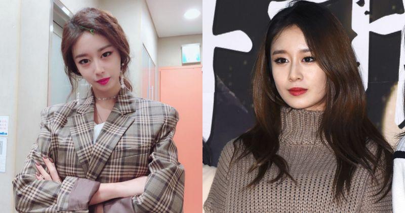 T-ara 芝妍敲定回歸日期 為冬季發行抒情歌!