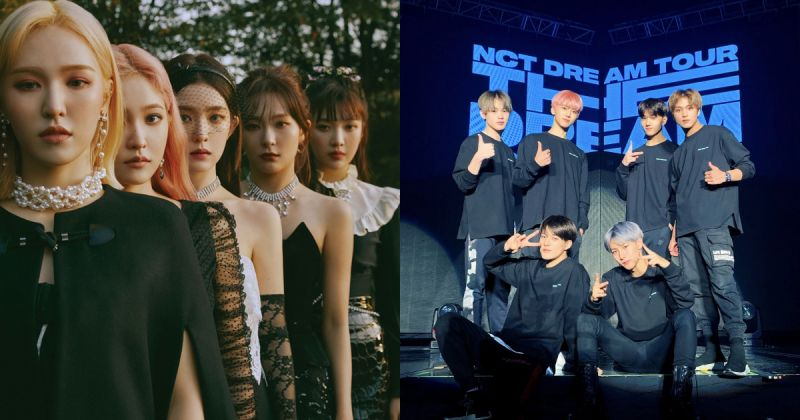 Red Velvet、NCT Dream 严防疫情 延后或取消日本演唱会