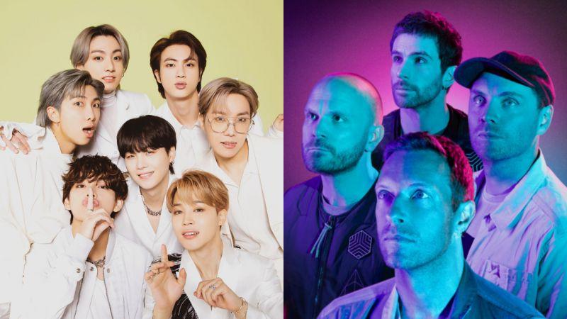 BTS防弹少年团或将参与Coldplay新专辑:10秒「合作曲片段」疯传网路!