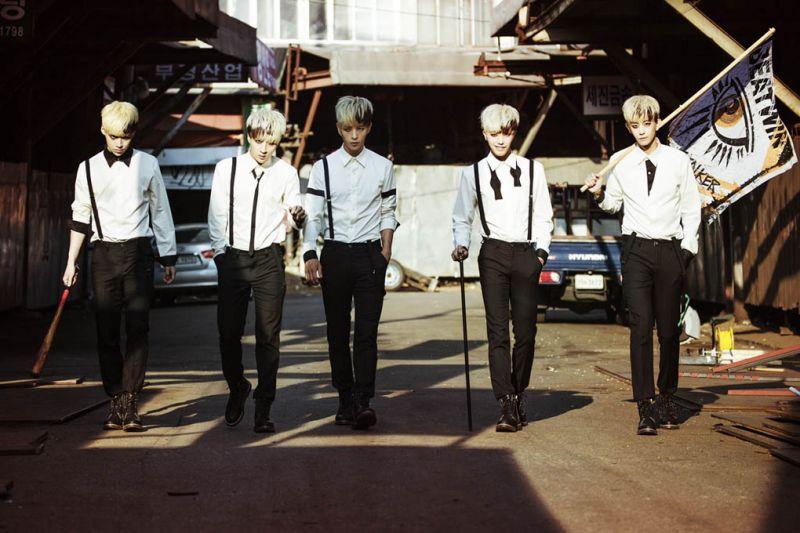BEAT WIN5人重組 8月攜迷你專輯回歸