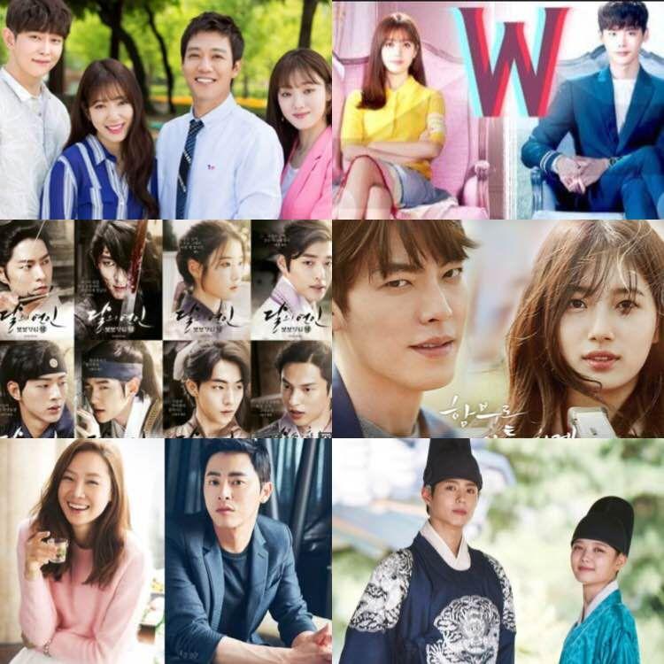 一周有那么多韩剧追,你最先看那一套??