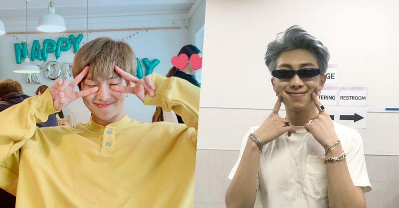 BTS RM生日公開手寫信:「是各位阿米讓今天更加特別,祝願每個人更加幸福」
