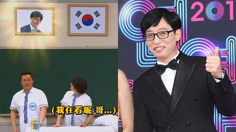 郑埻夏上《认识的哥哥》说:刘在锡虽然是弟弟,却是哥哥一样的存在。