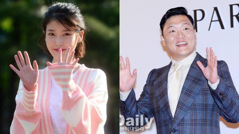 歌手IU&PSY將一同出演《Fantastic Duo 2》 強強聯手引發期待