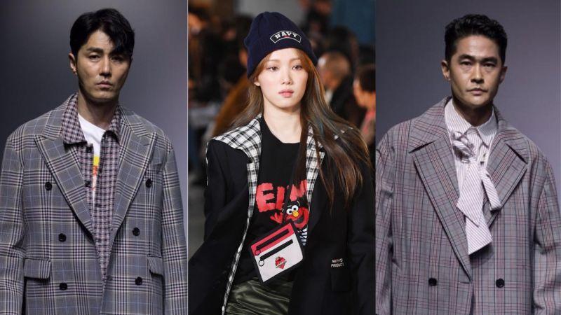他們都回歸本業「模特兒」啦!車勝元、裴正南、李聖經等人亮相「首爾時裝週」,在T台上展現魅力!