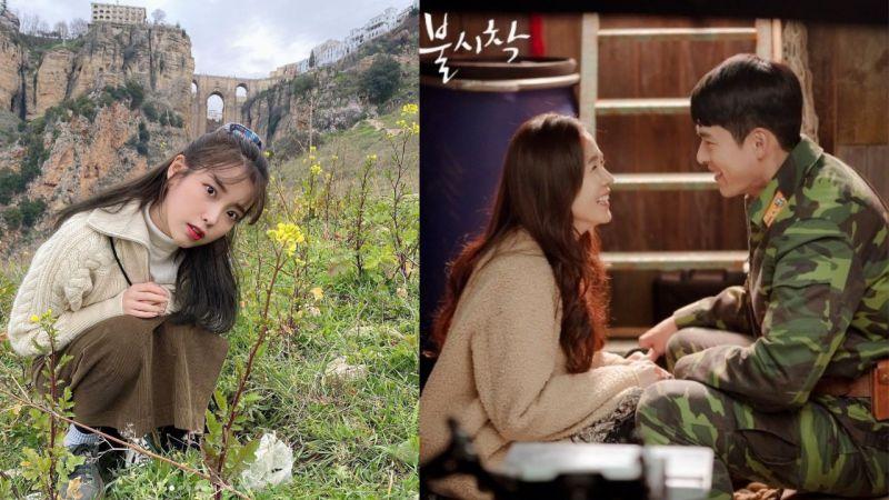 时隔9年再次发表OST!因与朴智恩编剧在《制作人》合作过,IU义气参与《爱的迫降》OST!