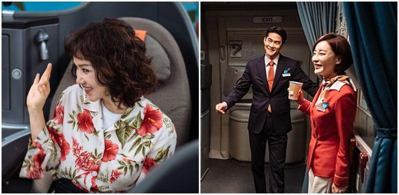 [好片推荐]你不会知道隔壁的乘客是什么人!《特务搞飞机》机上卧虎藏龙!肉麻夫妻展现真本事!