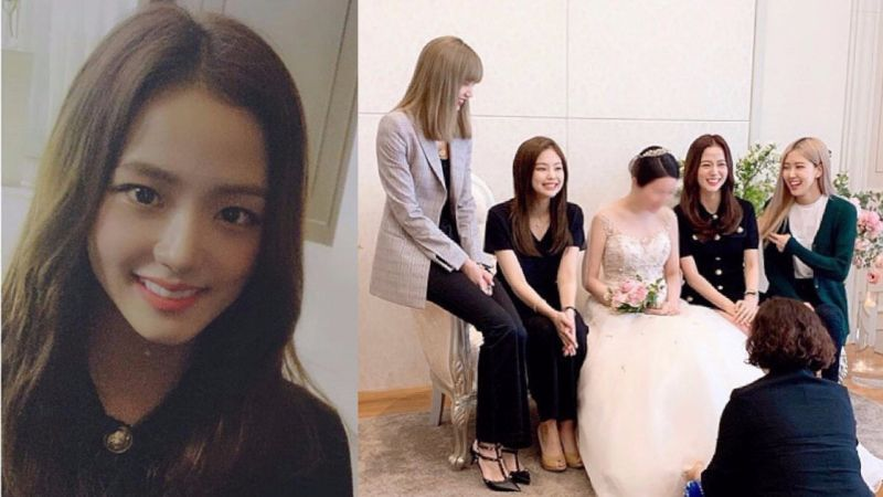 BLACKPINK出席Jisoo亲哥婚礼,小姑子Jisoo献唱祝歌! - KSD 韩星网 -116585-733735