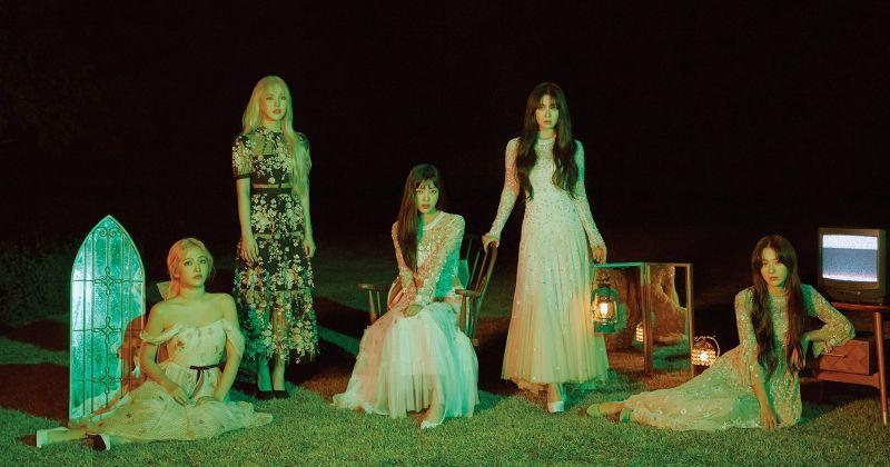 Red Velvet 回归超过一个月 〈Psycho〉持续征服音乐节目!