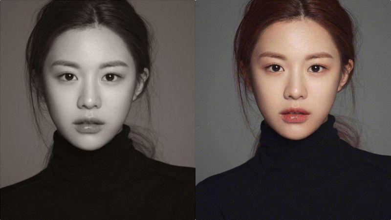 號稱「韓國最新整容模板」的高允貞到底有多美?大家快來鑒定一下!