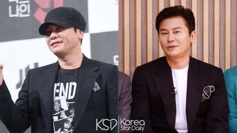 【速報】梁鉉錫發表聲明:「從今天起(14日)離開YG 卸下所有業務和職務」