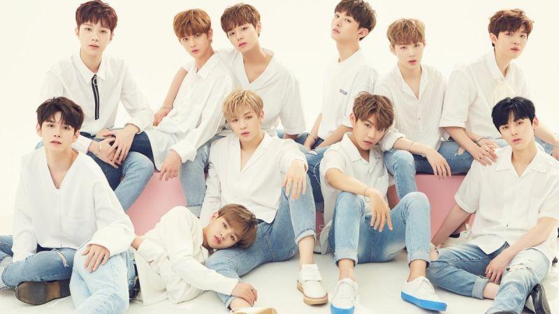 Wanna One专辑封面公开! 然而颜色和所属社这一举动却再惹争议,粉丝高呼:「投票换公司! 」