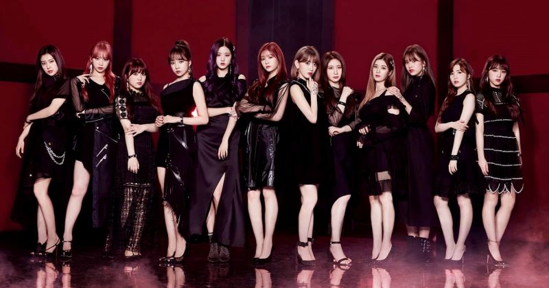 IZ*ONE出道曲《La Vie en Rose》MV点击量破亿!