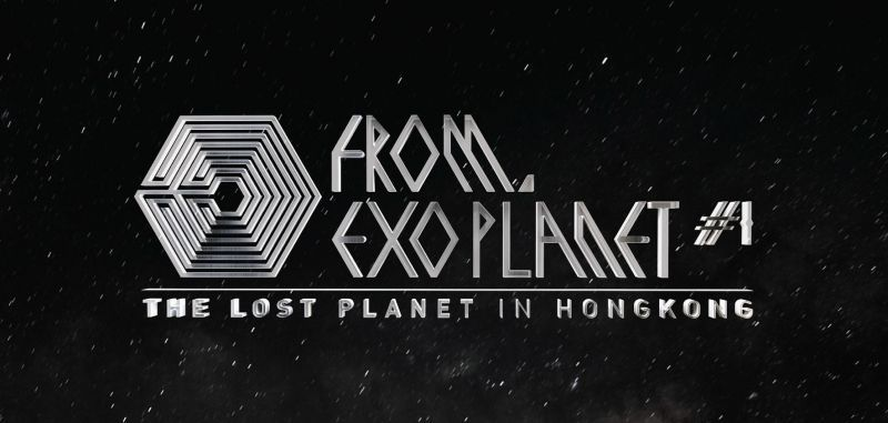 EXO FROM. EXOPLANET #1 - THE LOST PLANET IN HONGKONG