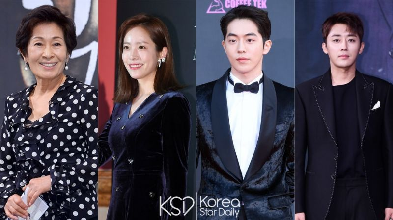 金惠子、韓志旼、南柱赫、孫浩俊確定出演JTBC新劇《耀眼》!採事前製作 預計明年上半年播出