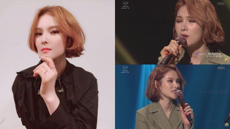 太好听了!GUMMY上节目演唱《鬼怪》经典OST《Beautiful》,这嗓音真的是宝藏啊!
