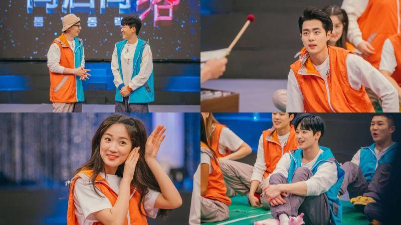 《玩什麼好呢?》綜藝前後輩們齊聚一堂!趙炳圭、Jessi、金惠奫、THE BOYZ、本月少女