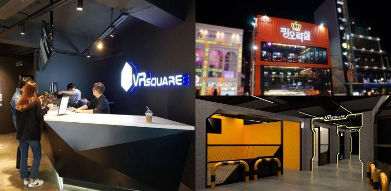 韩国VR游戏馆:杀时间的好地方!