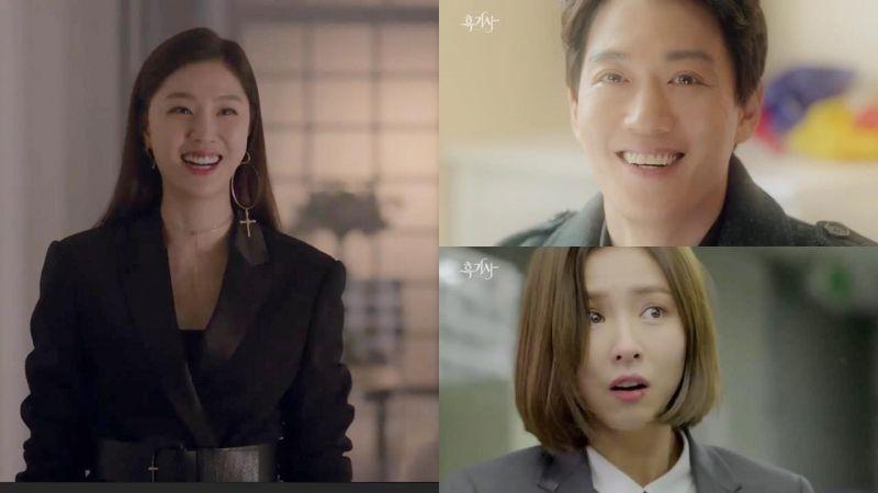 韓劇《黑騎士》演員們笑場NG花絮全公開 金來沅的牙齒也太漂亮了吧~!