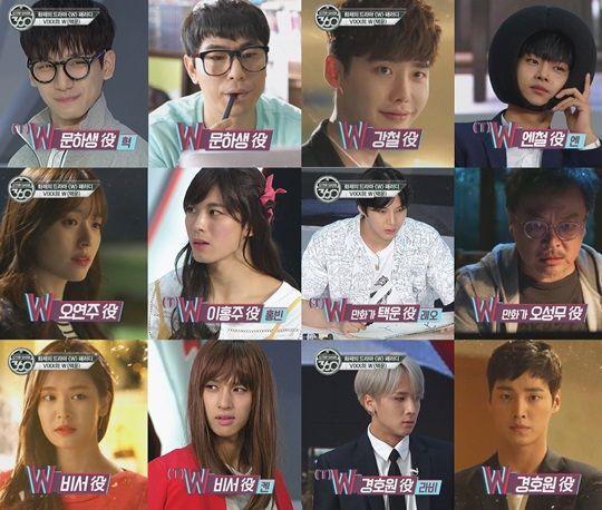 《Star Show360》VIXX成員完美變身《W-兩個世界》主演