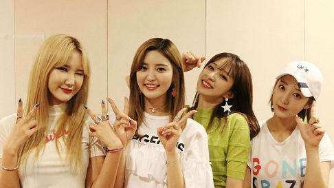 五人 EXID 迎五週年 8 月 12 日舉行首爾見面會!