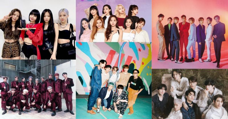 《KpopTwitter2020世界地圖》!BTS橫掃19個國家第一位,EXO、GOT7等緊追在後!