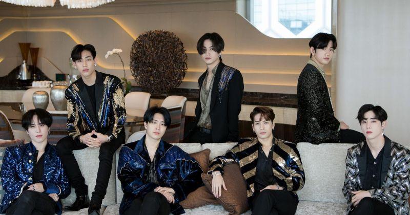 JYP 回应 GOT7 机场事件 「将以法律严厉处理」