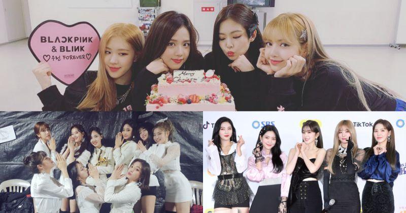 【女团品牌评价】BLACKPINK 重夺第一名 TWICE、Red Velvet 紧追在后