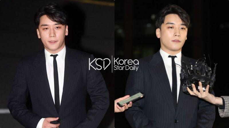 BIGBANG胜利涉嫌安排性交易一事立案 以嫌疑人身份被调查