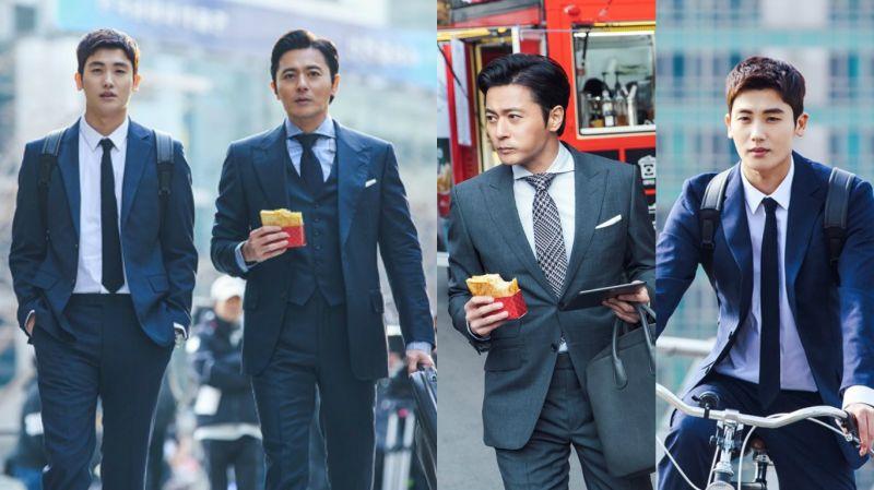 再等两天!张东健、朴炯植主演KBS 2TV新剧《金装律师》 於本周三迎来首播