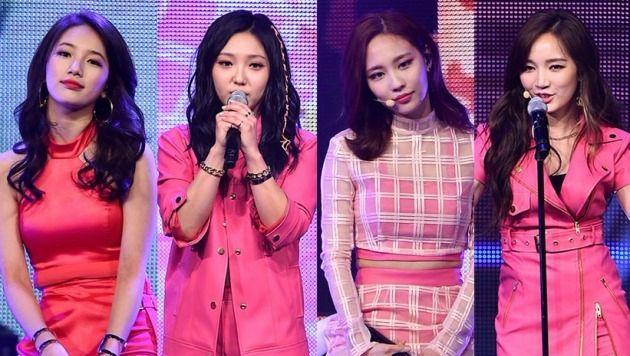 Min 决定不与 JYP Entertainment 续约 miss A 名存实亡?