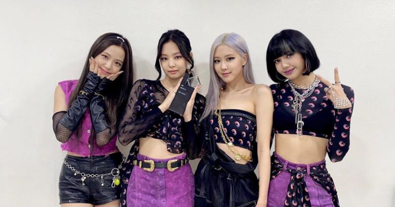 BLACKPNK 本周连夺五冠 同时持续盘踞在音源榜首!