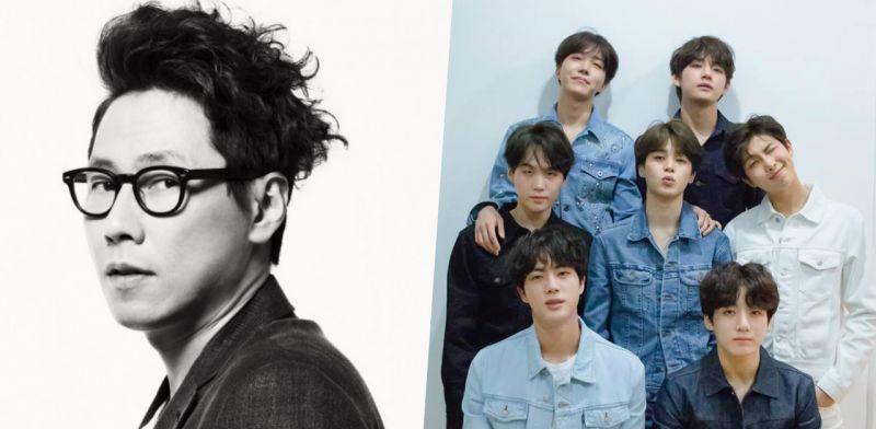尹鐘信自爆已為BTS防彈少年團忙內柾國寫歌:「嗓音太讚」!
