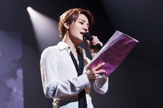 金俊秀東京開唱 首度公開唱《太陽的後裔》OST!