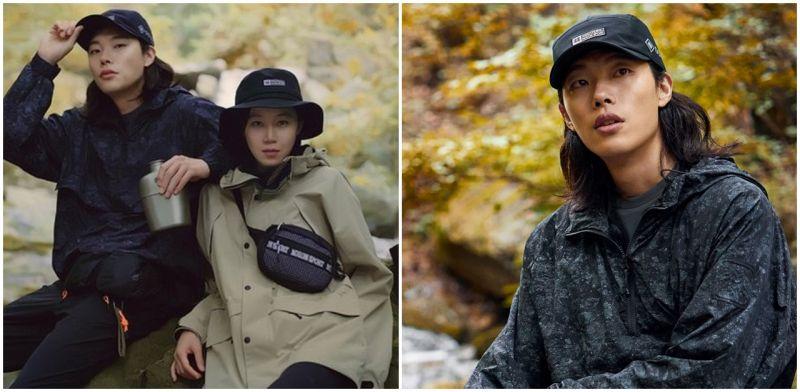 [有片]新旅遊節目?孔曉振+柳俊烈的戶外時尚,互問:「你穿的是?」