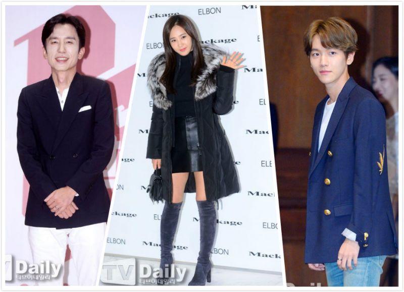 柳熙烈、少女時代Yuri、EXO伯賢攜手任2016 SBS歌謠大戰MC