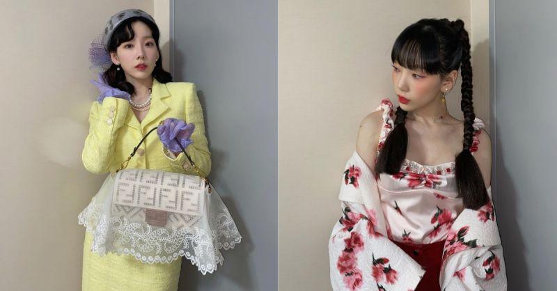 百變女王!太妍在綜藝《驚人的星期六》的裝扮大集合,每次都有不同的驚喜~
