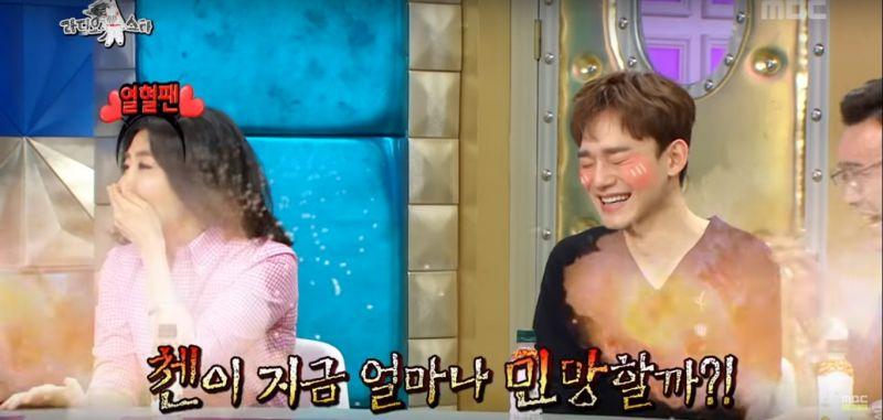 医生姐姐秒变「热血饭」!从组合名由来到新曲介绍…让EXO CHEN好害羞