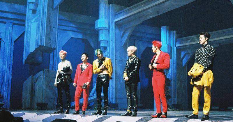 EXO 今征服《Show Champion》 登基三冠王寶座!