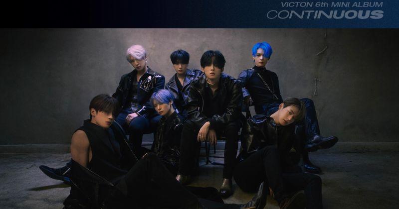 VICTON 释出新专辑首波概念照 七人大展野性魅力!
