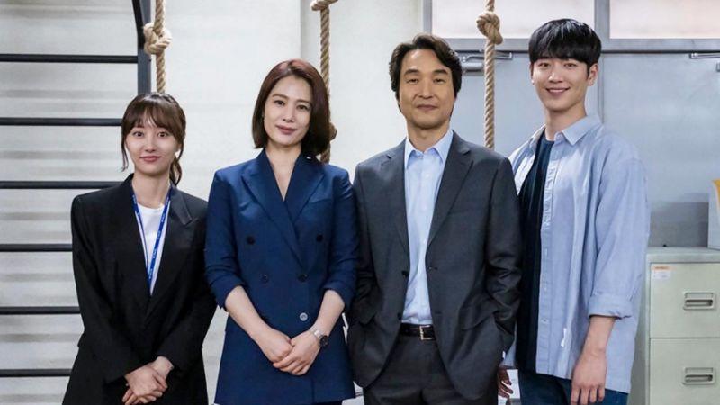 韓劇《Watcher》大結局,收視率反轉「創新高」破自身紀錄完美收官!