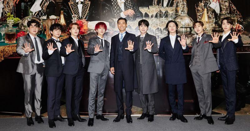 太期待了吧!Super Junior 今日參與《柳熙烈的寫生簿》錄影