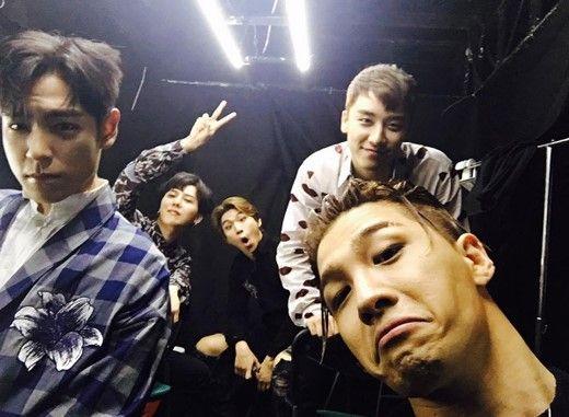 真正的完整體-BIGBANG齊聚一堂