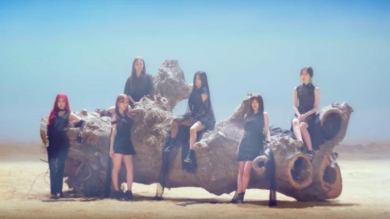 (G)I-DLE 火速回歸依然獲好評 最新作品〈HANN〉登三榜冠軍寶座!