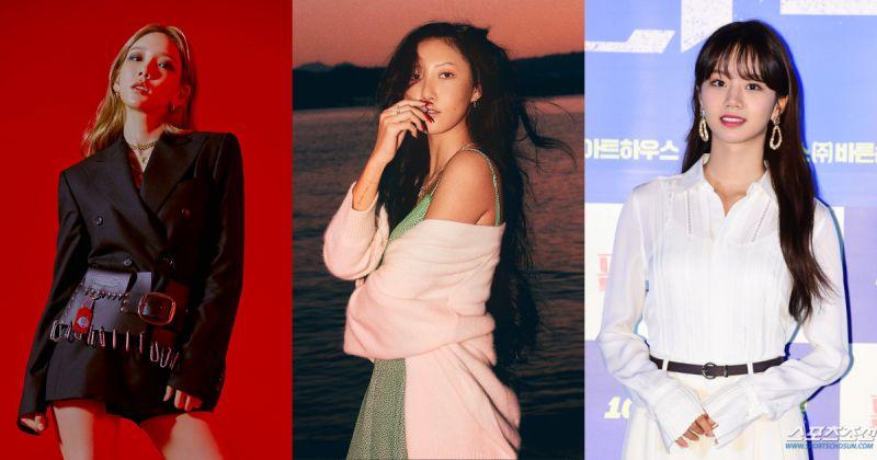 【女團個人品牌評價】太妍回歸掀關注 一舉躍上冠軍寶座!
