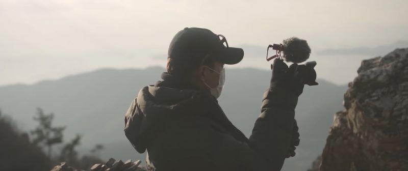 「放浪」尹斗俊转型旅游Youtuber,本周献出韩国绝美风景影像
