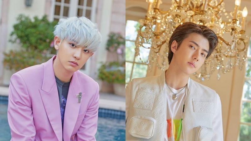 SM模特小分队 EXO-SC 释出新歌《What a life》的最新MV预告