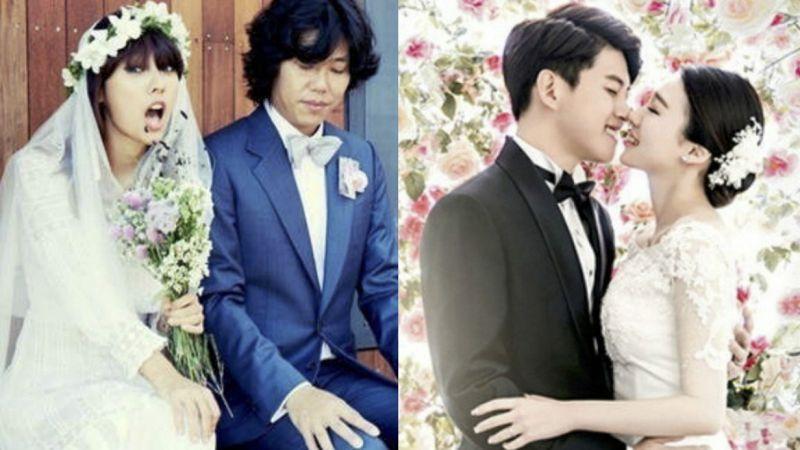 韓娛圈首例偶像組合婚姻出現!原來好多愛豆都結婚了!
