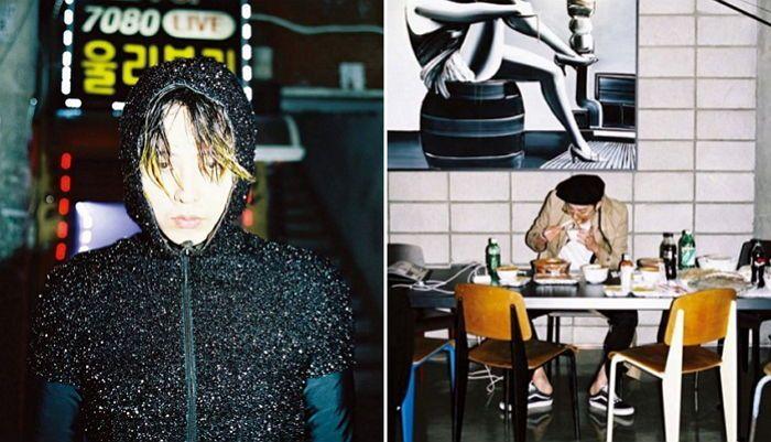 BIGBANG GD完美消化异色服饰 日常生活也是时尚达人